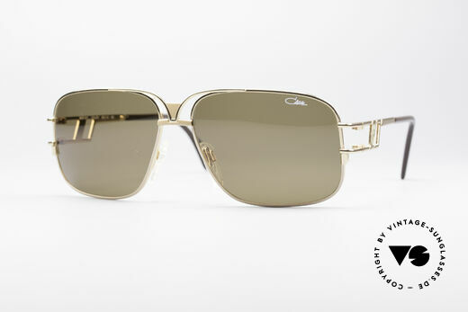 Cazal 971 Ultra Rare Designer Shades Details