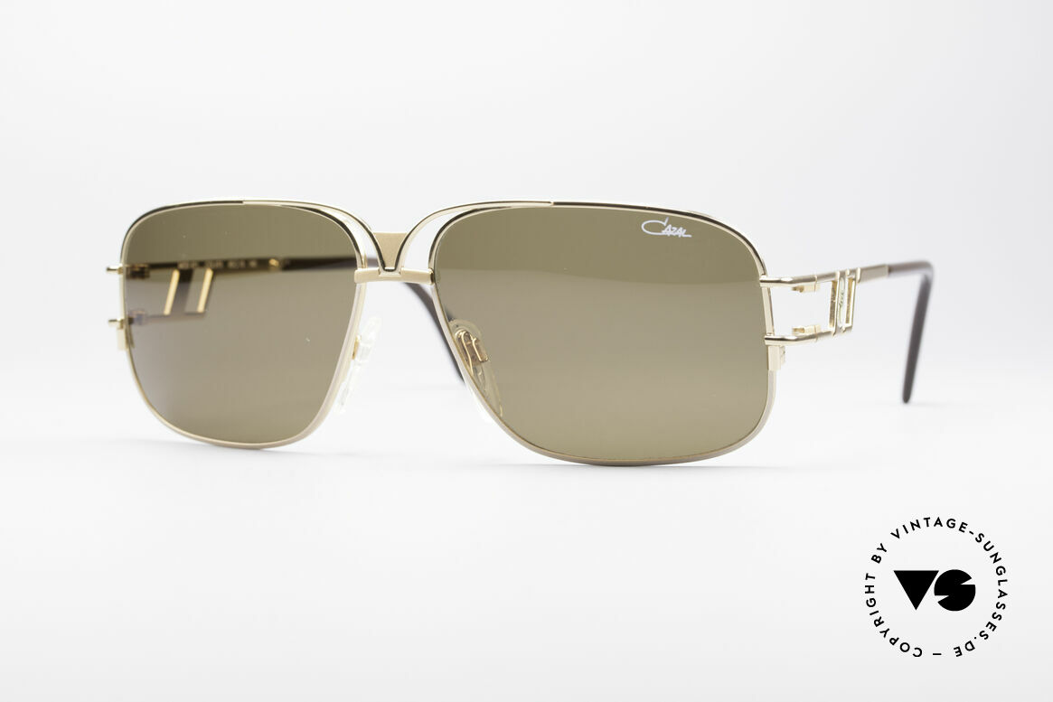 Cazal 971 Ultra Rare Designer Shades, ultra rare Cazal oversized designer sunglasses from 1995, Made for Men