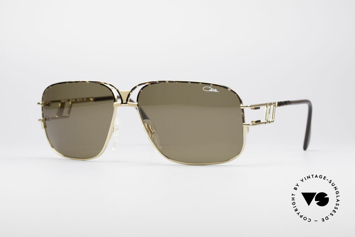 Cazal 971 Ultra Rare Designer Shades, ultra rare Cazal oversized designer sunglasses from 1995, Made for Men