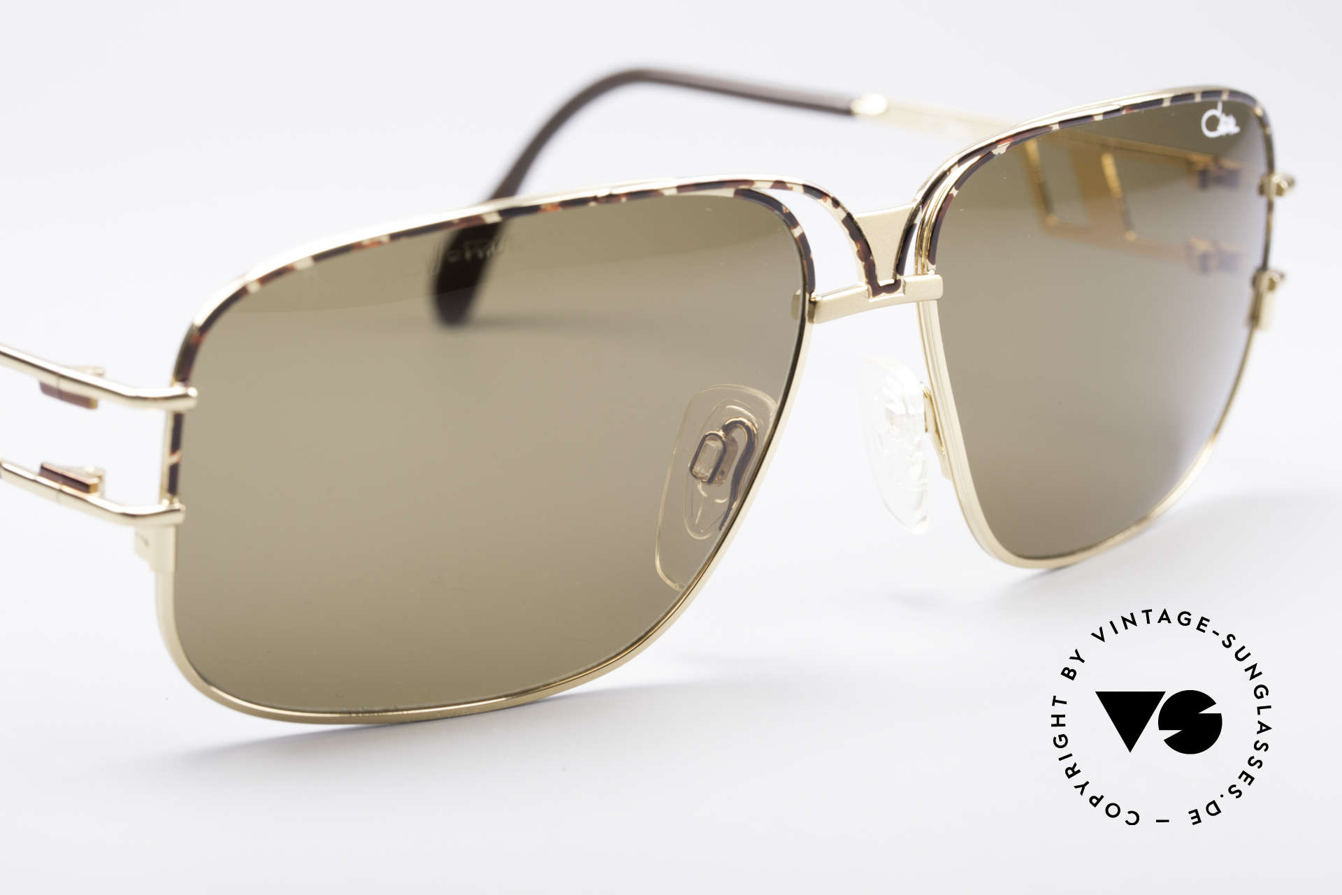 Cazal 971 Ultra Rare Designer Shades, a 'Must have' for all lovers of quality, fashion and design!, Made for Men