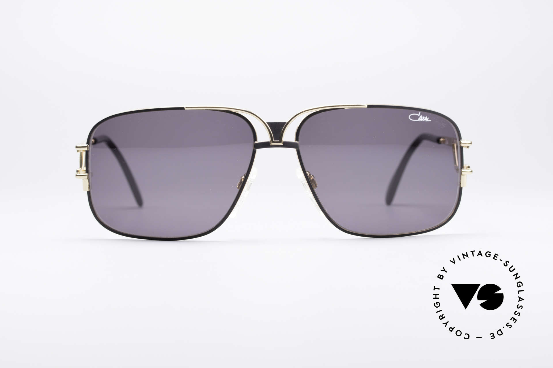 Cazal 971 Ultra Rare Designer Shades, phenomenal quality 'Made in Germany' - just monolithic, Made for Men