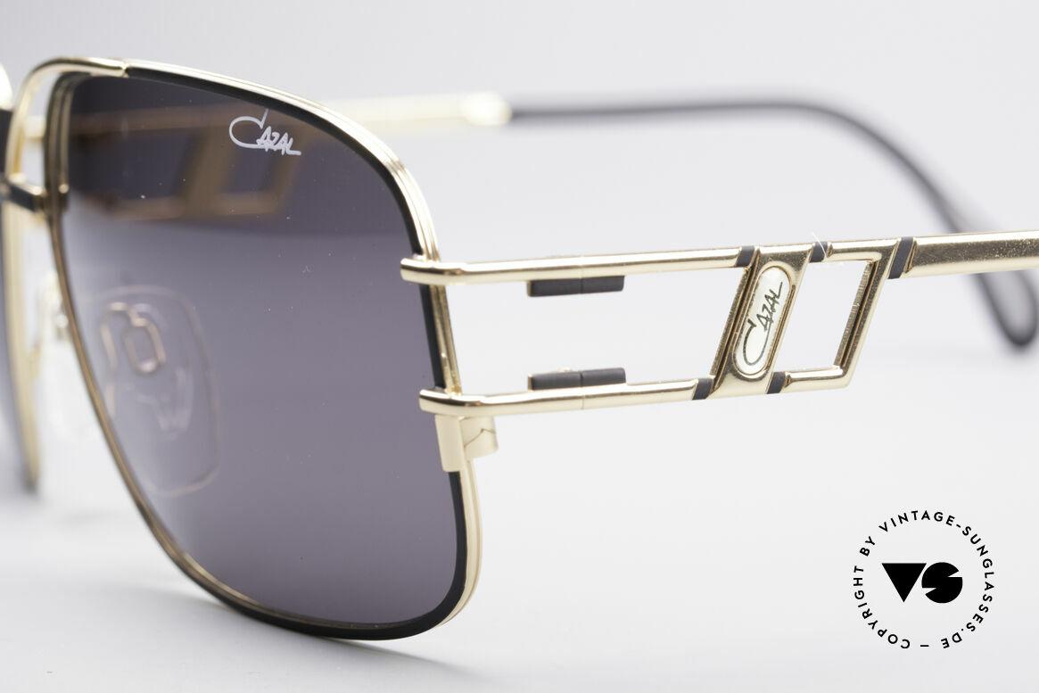 Cazal 971 Ultra Rare Designer Shades, new old stock (like all our iconic vintage Cazal eyewear), Made for Men