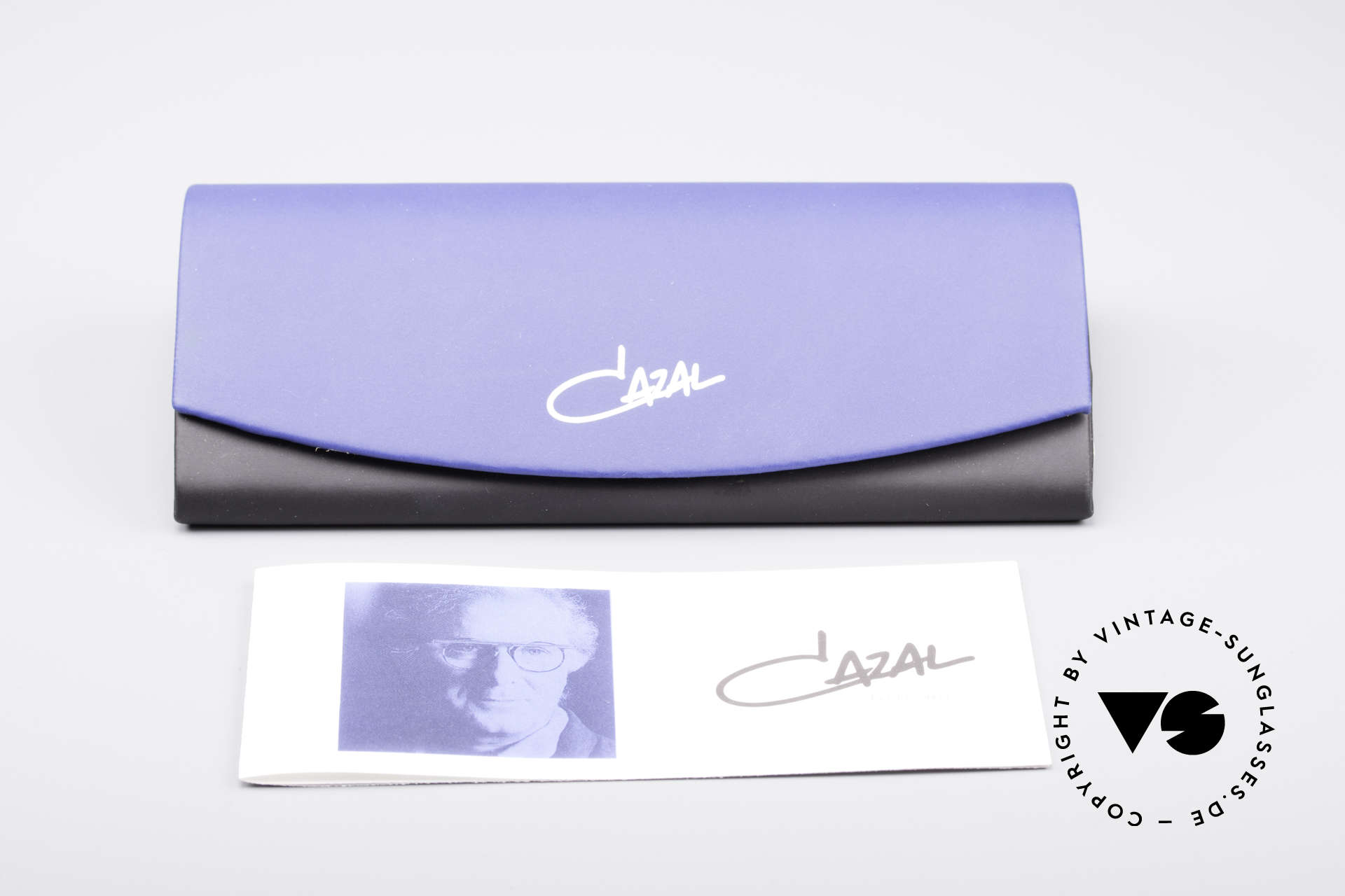 Cazal 971 Ultra Rare Designer Shades, reduced to 549€ (due to a small scratch on the right lens), Made for Men