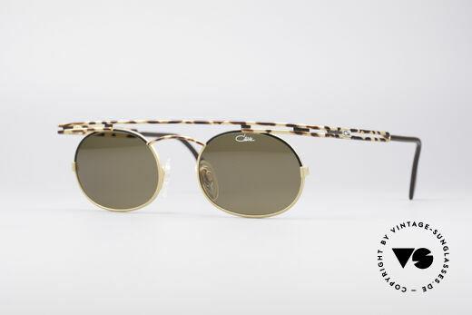 Cazal 761 Vintage 90's Designer Shades Details