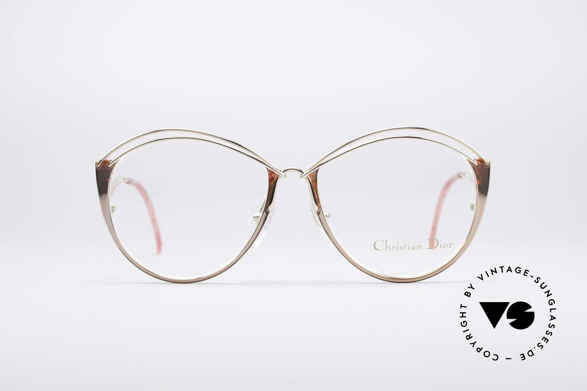 d20757119e Glasses Christian Dior 2535 90 s Ladies Frame