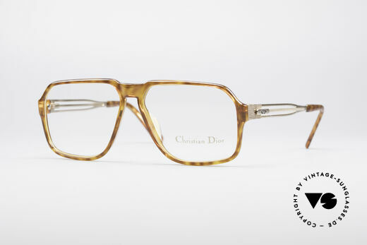 Christian Dior 2584 90's Men's Glasses Details