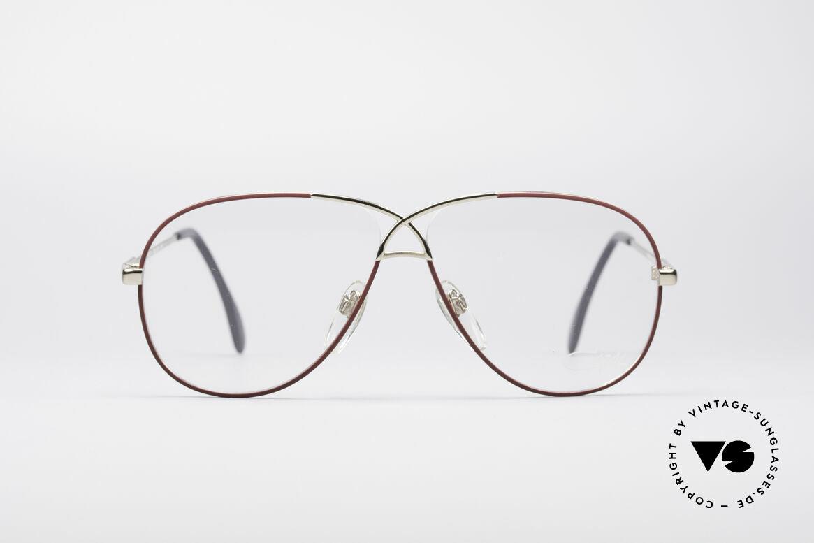 Cazal 728 Aviator Style Vintage Glasses
