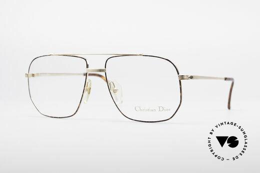 Christian Dior 2593 90's Metal Frame Details
