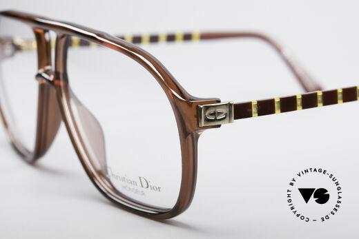 Christian Dior 2417 80's Men's Glasses Monsieur