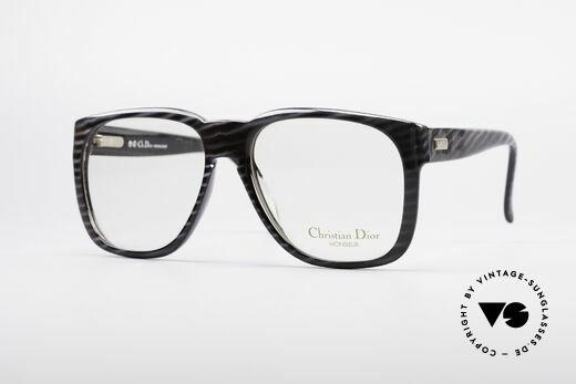 Christian Dior 2295 80's Designer Frame Details
