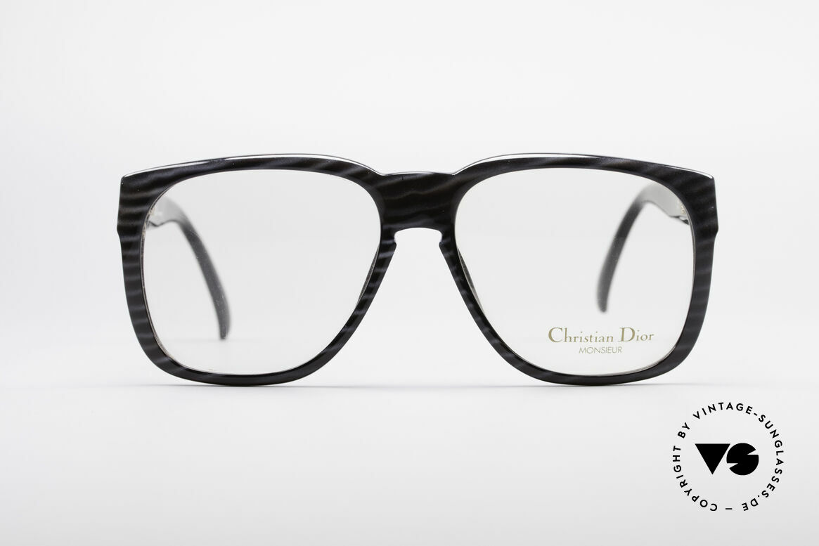 Christian Dior 2295 80's Designer Frame, the most wanted model of the Dior 'Monieur Series', Made for Men