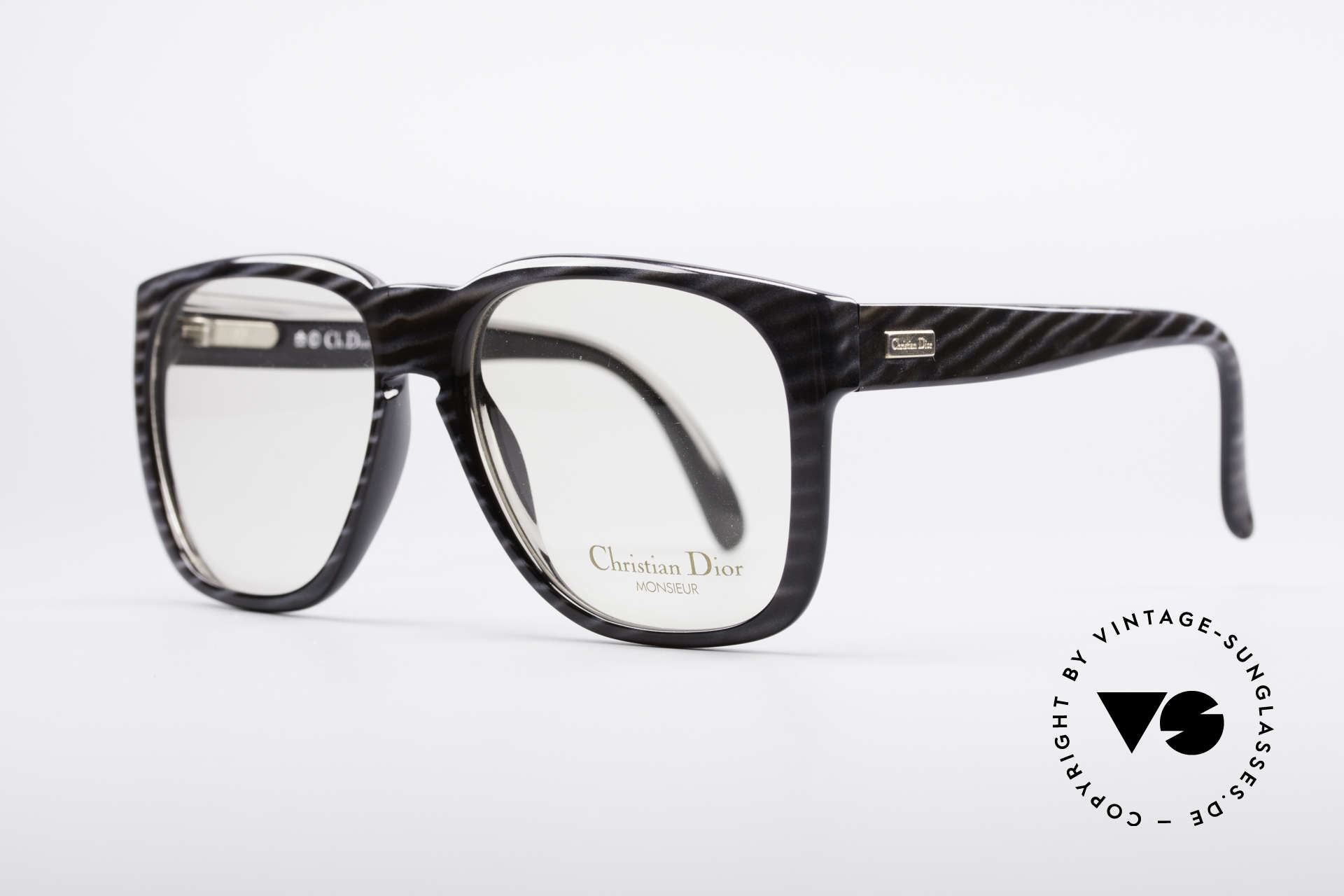 Christian Dior 2295 80's Designer Frame, top-notch quality (spring hinges & 1st class comfort), Made for Men