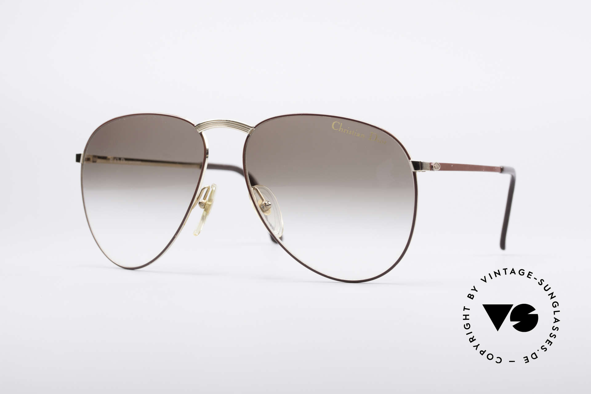 Christian Dior 2252 Rare 80's Shades, Christian Dior 'Monsieur' synonymous with elegance, Made for Men