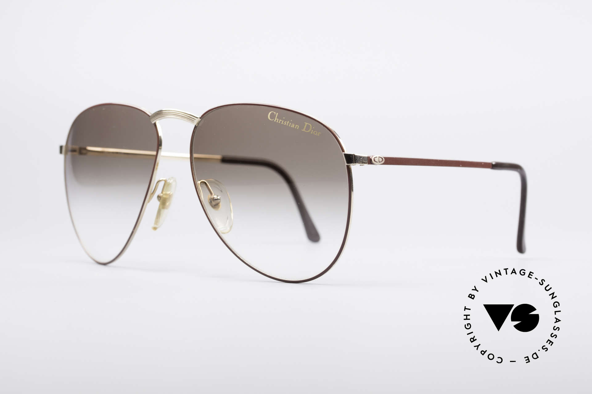 Christian Dior 2252 Rare 80's Shades, utterly designer piece (extraordinary style & coloring), Made for Men