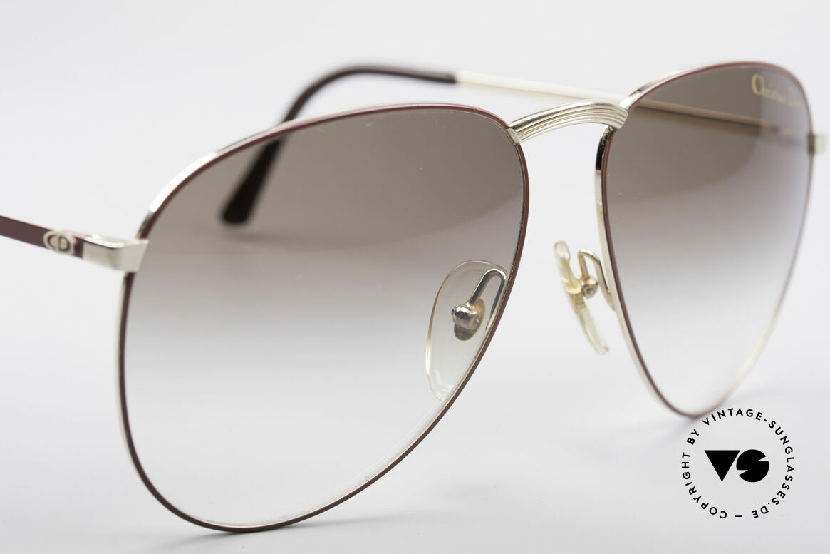 Christian Dior 2252 Rare 80's Shades, NO RETRO SUNGLASSES, but a 35 years old original, Made for Men