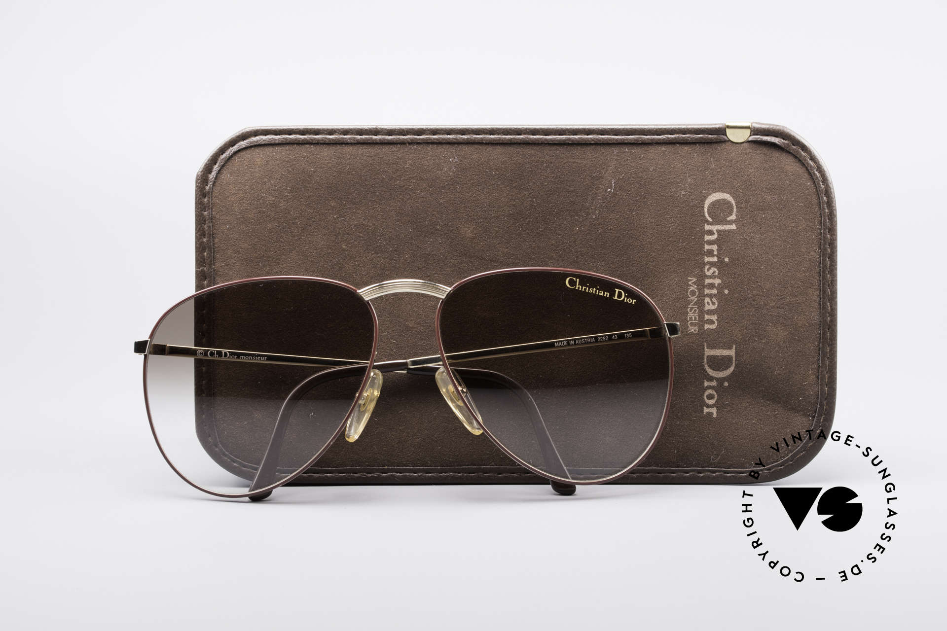 Christian Dior 2252 Rare 80's Shades, Size: large, Made for Men