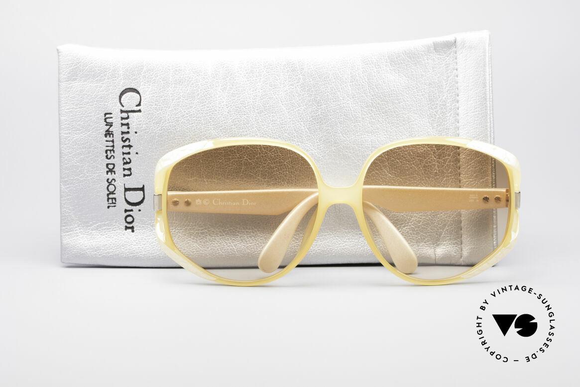 Christian Dior 2320 80's XL Sunglasses