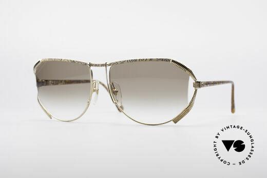 Christian Dior 2609 90's Designer Shades Details