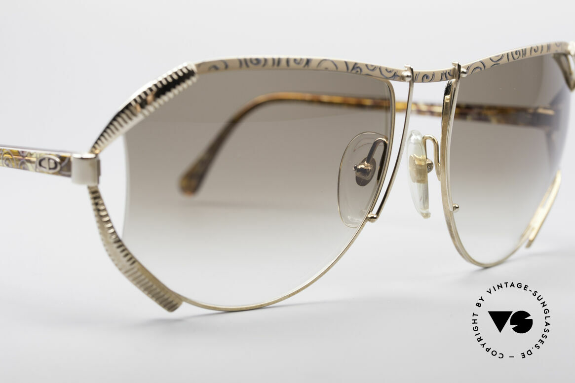 Christian Dior 2609 90's Designer Shades, unworn (like all our vintage Christian Dior glasses), Made for Women