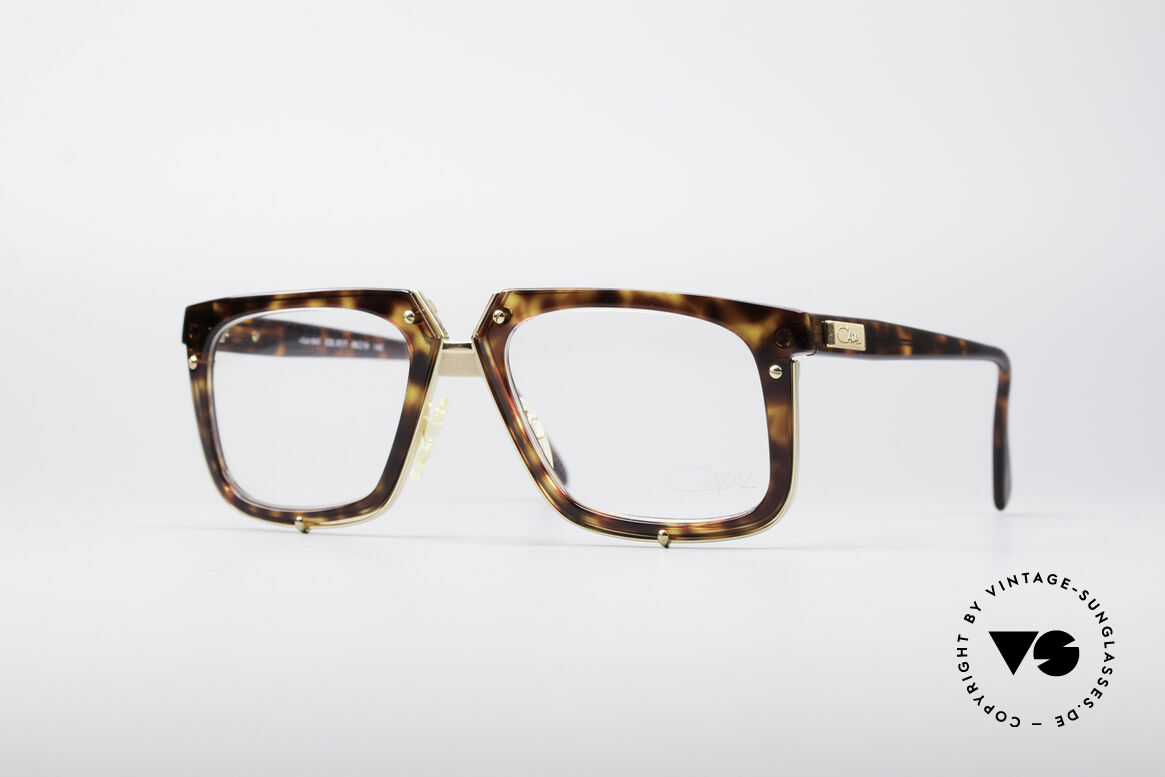 Cazal 643 Big Boi 80's West Germany, famous vintage Hip Hop scene glasses from 1989/90, Made for Men