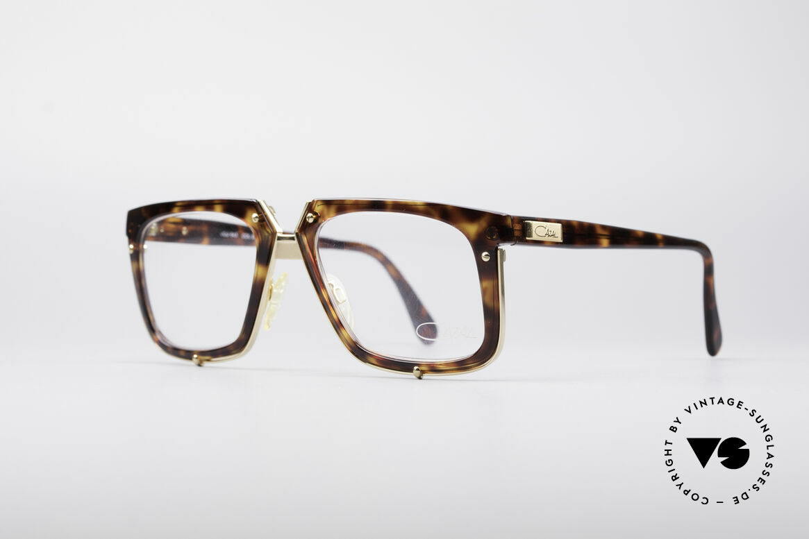 Cazal 643 Big Boi 80's West Germany, designed by CAri ZALloni (Mr. CAZAL) in size 55°19, Made for Men