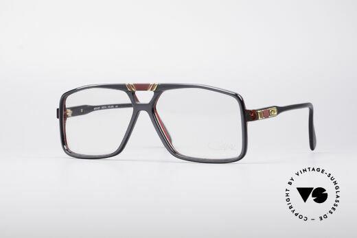 Cazal 637 1980's Hip Hop Glasses Details