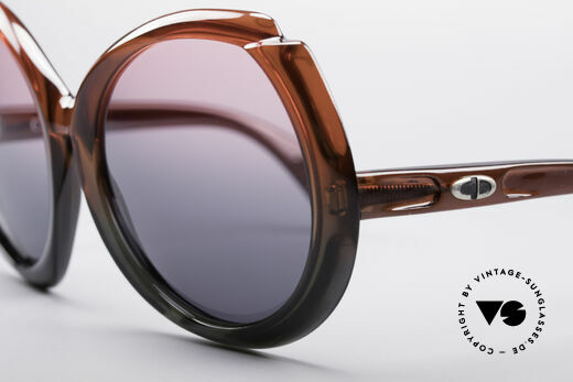 Christian Dior D11 Huge 70's Shades