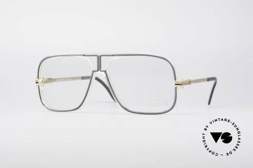 Cazal 628 Old School HipHop Frame Details