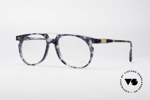 Cazal 645 Extraordinary Vintage Frame Details