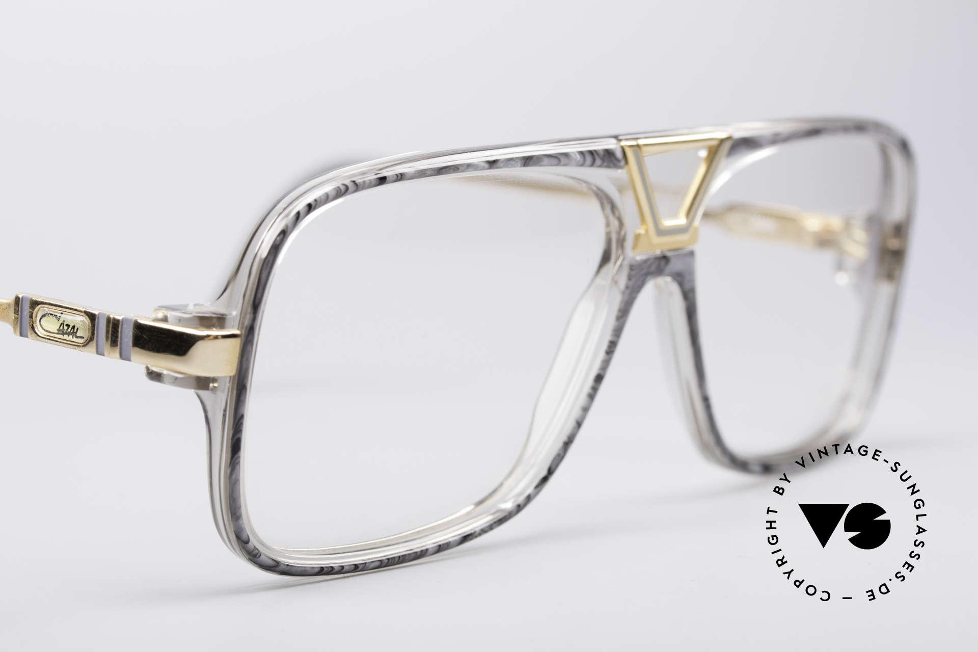 Cazal 635 Jay-Z HipHop Vintage Frame, NO retro eyeglasses, but an old vintage original, Made for Men