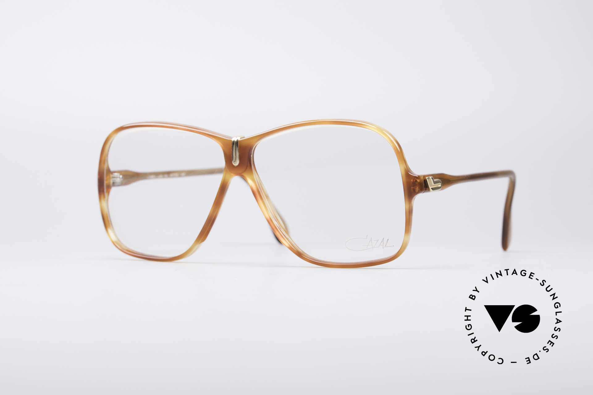Cazal 621 West Germany Cazal Glasses, vintage Cazal model from the late 70s/early 80s, Made for Men