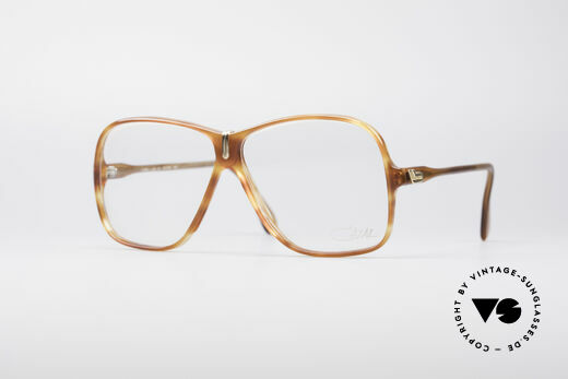 Cazal 621 West Germany Frame Details