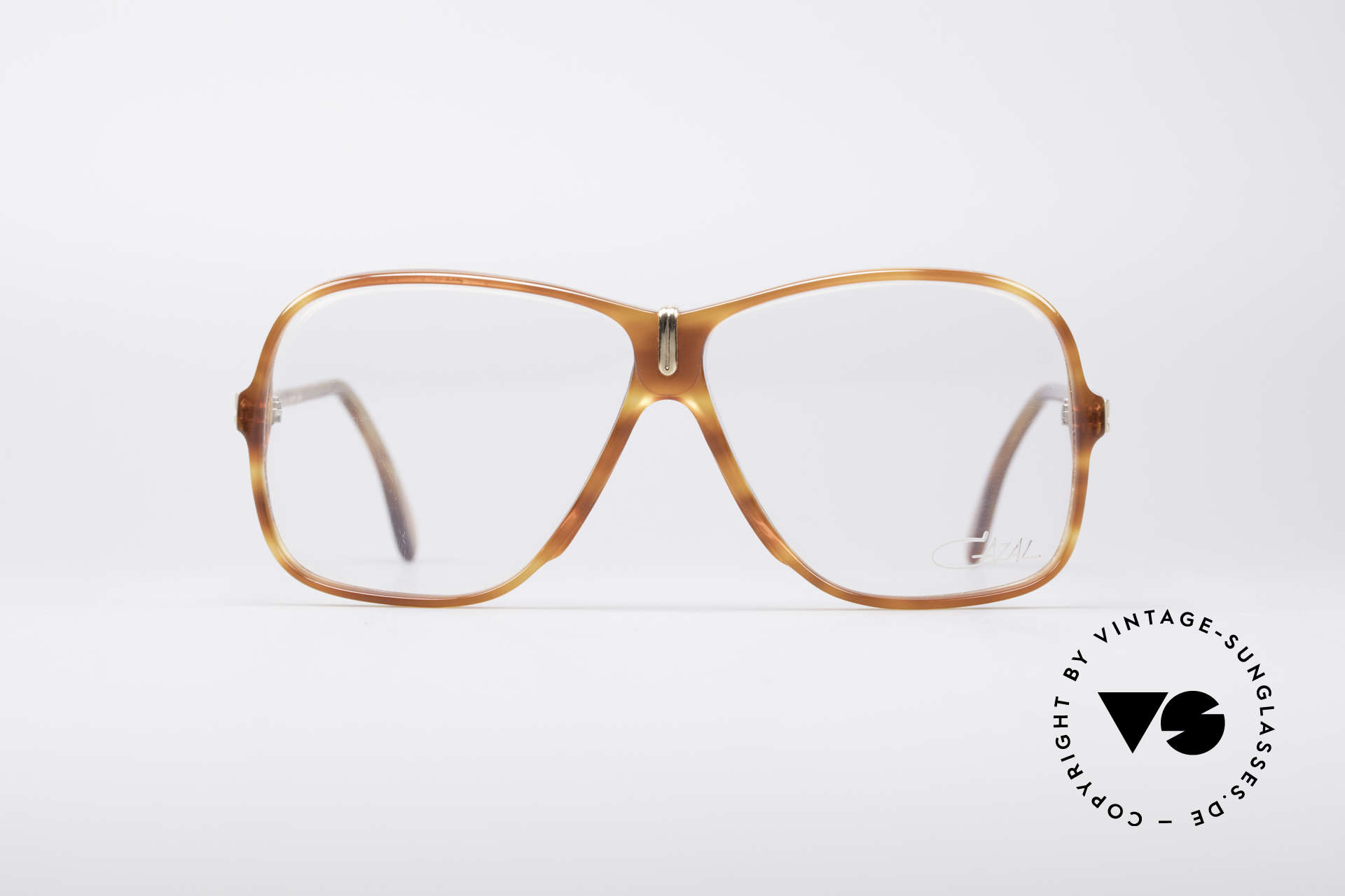 Cazal 621 West Germany Cazal Glasses, ultra rare frame (still with the old CAZAL logo), Made for Men