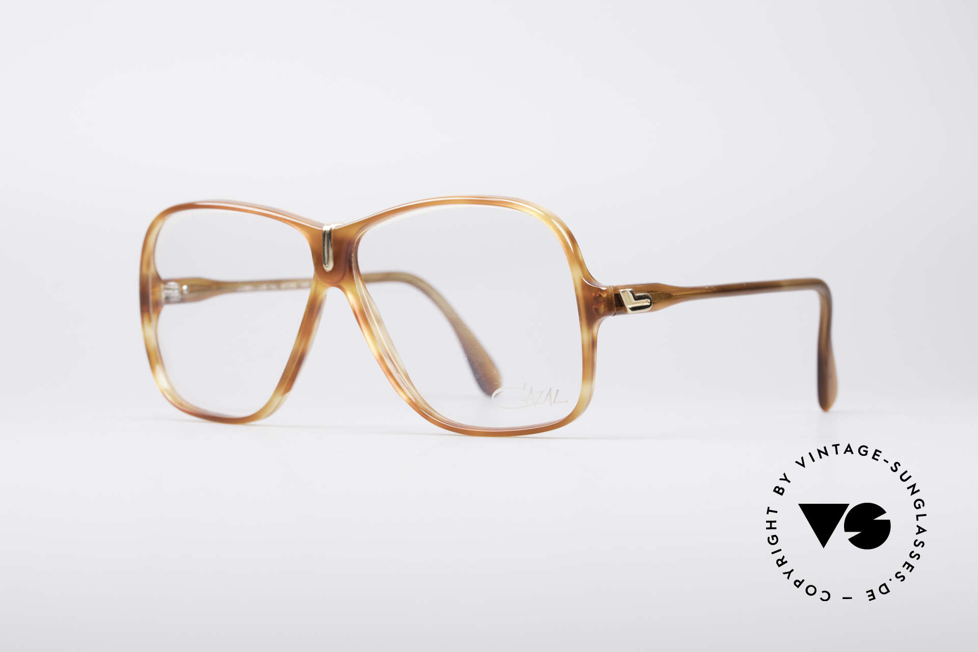 Cazal 621 West Germany Cazal Glasses, gents designer eyeglasses 'made in W.Germany', Made for Men