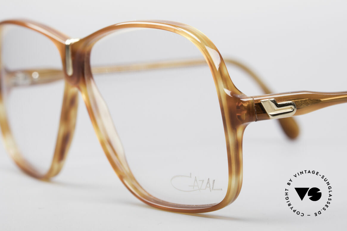 Cazal 621 West Germany Cazal Glasses, new old stock (like all our W.Germany originals), Made for Men