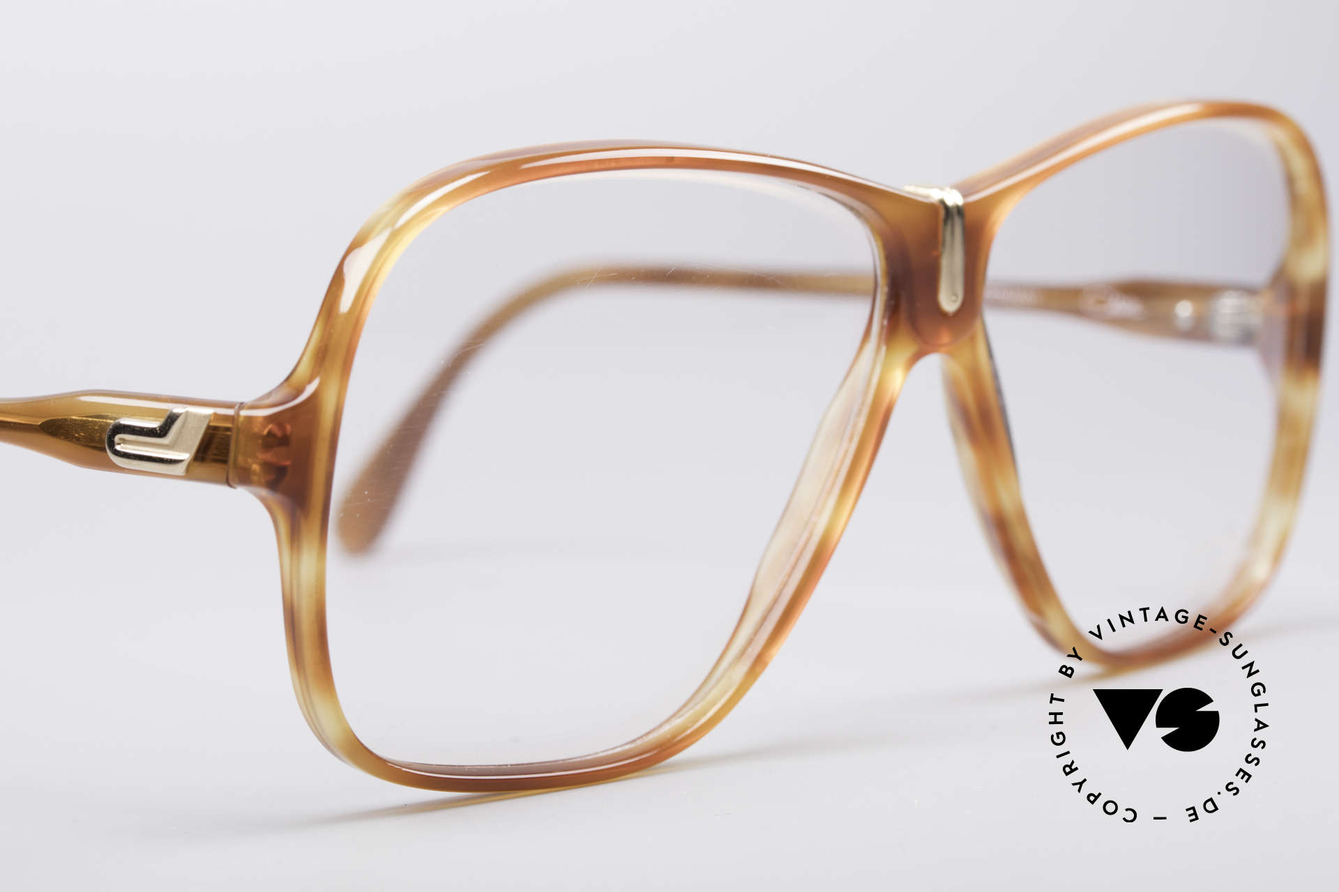 Cazal 621 West Germany Frame, NO RETRO EYEWEAR, but 100% vintage stock !!, Made for Men