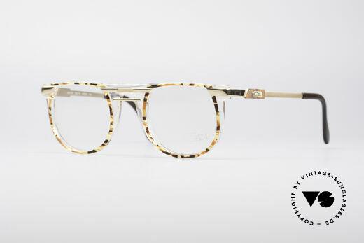 Cazal 647 90's Vintage Designer Specs Details