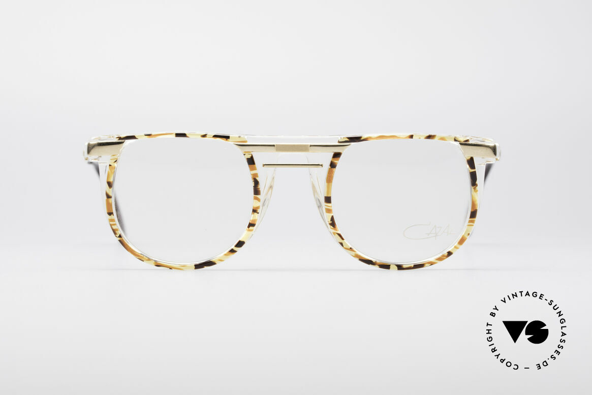 Cazal 647 90's Vintage Designer Specs, extraordinary model with terrific frame pattern, Made for Men and Women