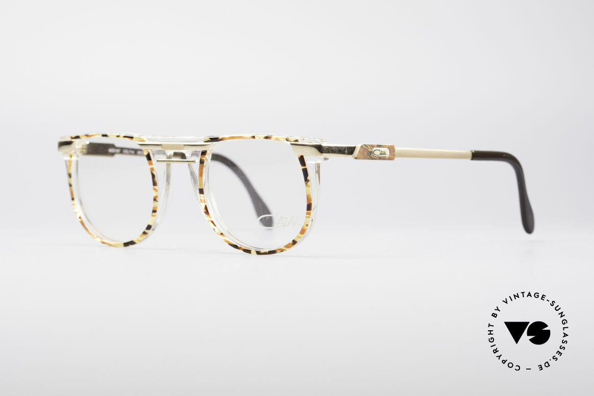 Cazal 647 90's Vintage Designer Specs, great combination of colors, shapes & materials, Made for Men and Women