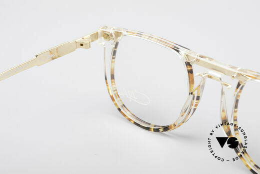 Cazal 647 90's Vintage Designer Specs, demo lenses should be replaced with prescriptions, Made for Men and Women