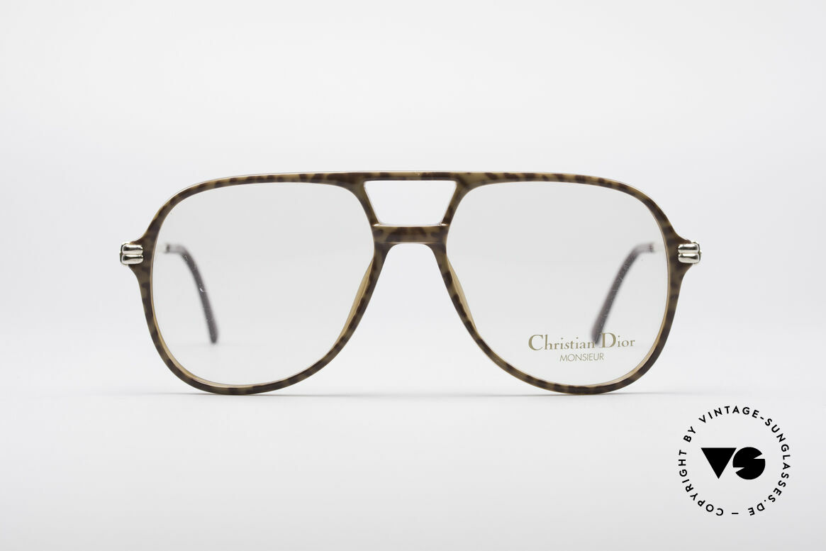 Christian Dior 2301 80's Optyl Frame Monsieur, tangible premium Optyl-quality; made in Austria, Made for Men
