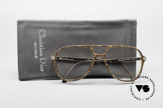 Christian Dior 2301 80's Optyl Frame Monsieur, demo lenses can be replaced with optical lenses, Made for Men
