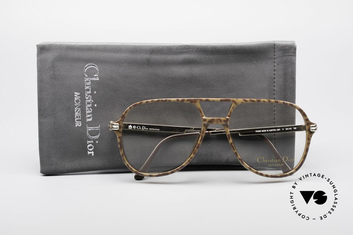 Christian Dior 2301 80's Optyl Frame Monsieur