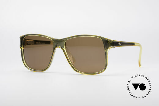 Christian Dior 2185 80's Optyl Frame Details