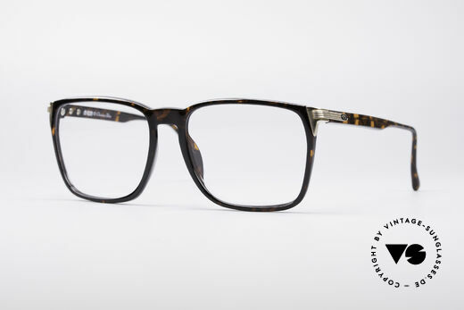 Christian Dior 2483 80's Optyl Frame Details