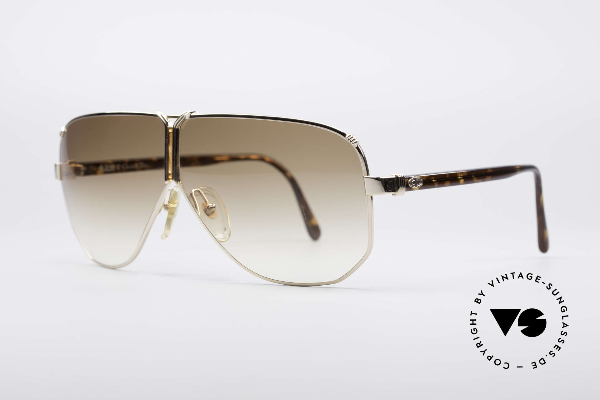 Christian Dior 2502 Panorama View Shades XXL, top-notch craftsmanship and 100% UV protection, Made for Men