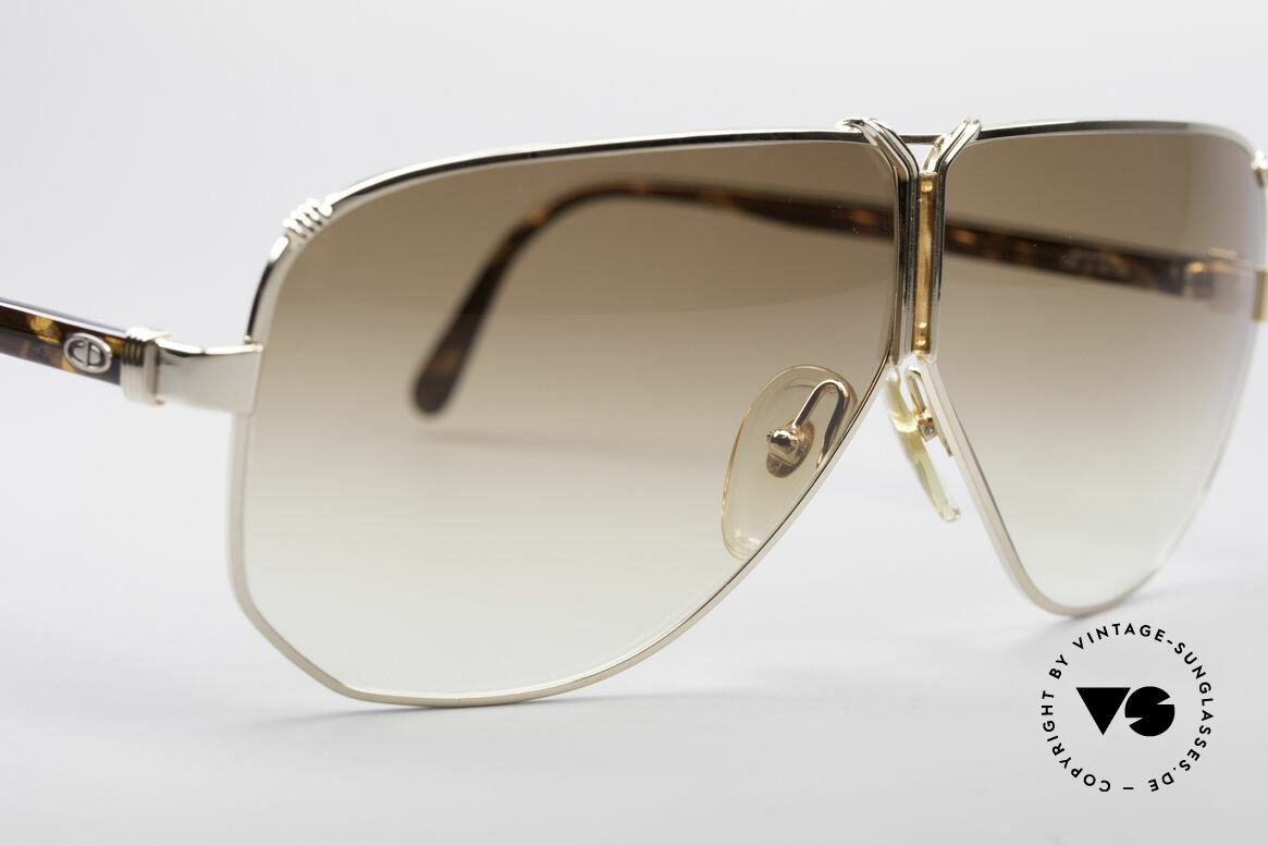 Christian Dior 2502 Panorama View Shades XXL, unworn NOS (like all our rare vintage Dior shades), Made for Men