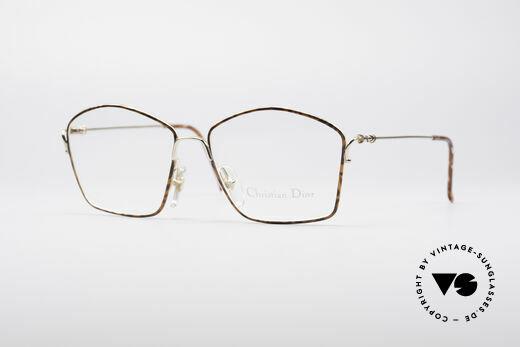 Christian Dior 2600 Unique 90's Frame Details