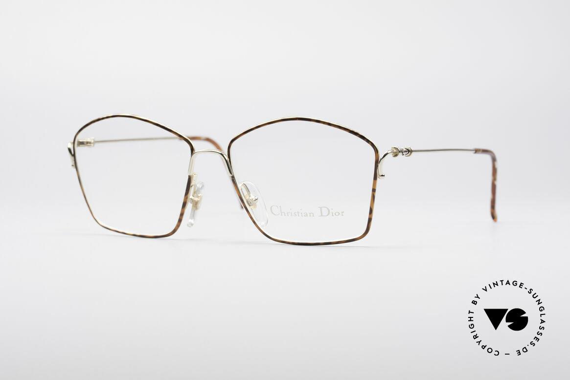 Christian Dior 2600 Unique 90's Frame
