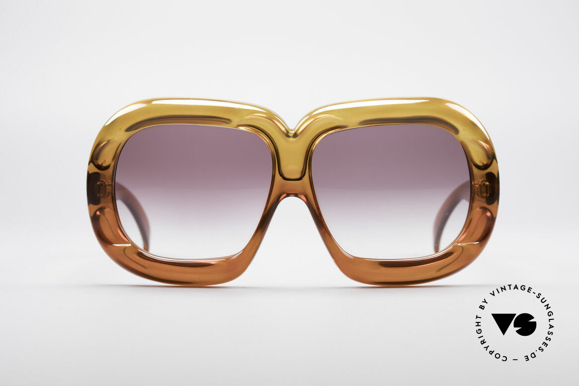 Christian Dior D10 Huge 70's Shades, Ch. Dior XXL designer sunglasses from the early 1970's, Made for Women